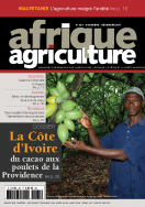 Afrique Agriculture 421 de novembre/décembre 2017