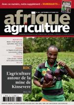 Afrique Agriculture 444 de septembre-octobre 2021