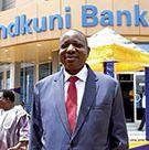 Apollinaire Compaoré, directeur de la Wendkuni Bank. Photo : Tiego Tiemtoré